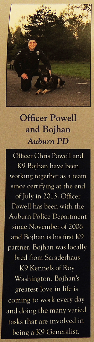 Bojhan and Officer Powell